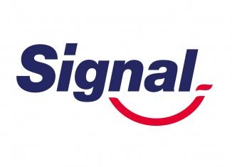 Signal Logo, Quelle: Unilever
