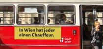 Stadt Wien Corporate Design – Straßenbahn, Quelle: Stadtverwaltung Wien