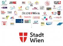 Sollen der Vergangenheit angehören – eine Vielzahl von städtischen Logos, Quelle: Stadtverwaltung