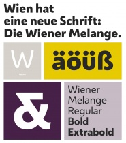 Stadt Wien Corporate Design – Typo, Wiener Melange, Quelle: Stadtverwaltung Wien