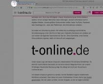 t-online Favicon
