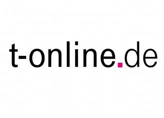 T-Online Logo, Quelle: T-Online