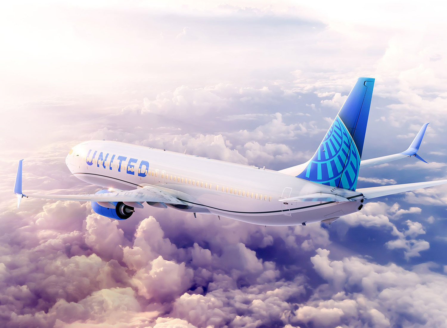 United Airlines New Livery, Quelle: United