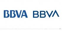 BBVA Logo – vorher und nachher