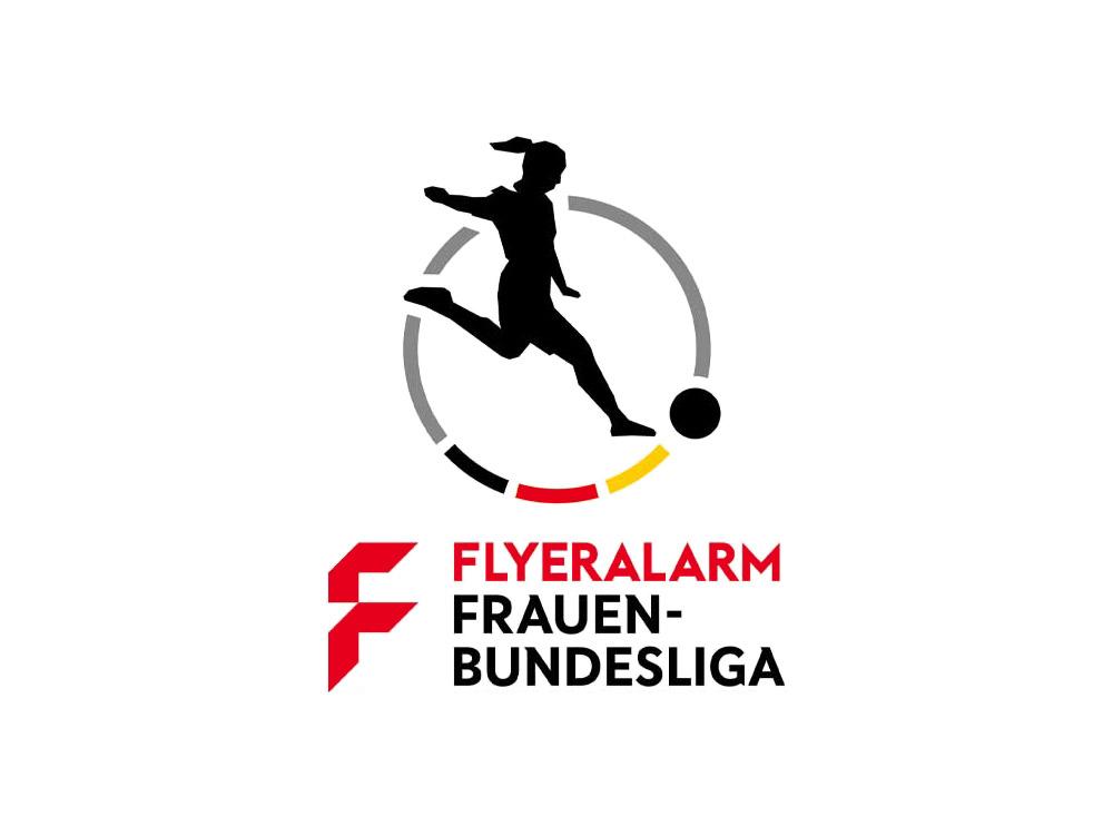 Flyeralarm Frauen-Bundesliga – Logo, Quelle: DFB
