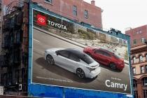Toyota – Advertising Billboard, Quelle: Toyota USA