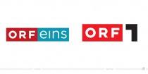 ORF 1 Logo – vorher und nachher