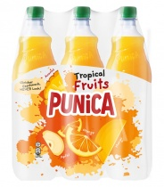 Punica Classic Tropical, Quelle: PepsiCo Deutschland