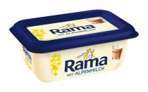 Rama mit Alpenmilch 225g Becher, Quelle: Unilever
