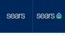Sears Logo – vorher und nachher