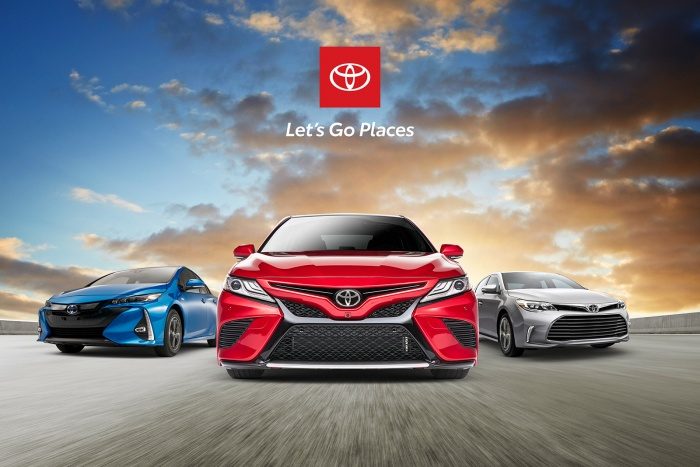 Toyota – Let's go places, Quelle: Toyota USA