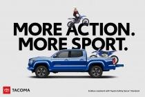Toyota Tacoma – Advertising, Quelle: Toyota USA