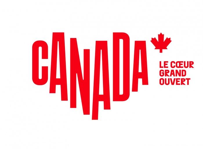 Canada Destination Logo – le cœur grand ouvert, Quelle: Destination Canada (DC)