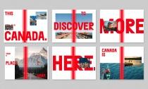 Canada Tourism Brand Booklet, Quelle: Destination Canada (DC)