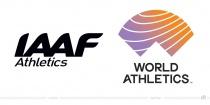 IAAF Logo – vorher und nachher