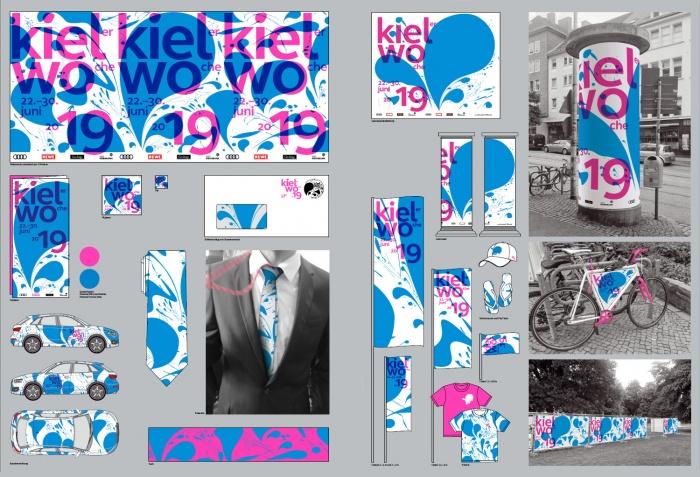 Kieler Woche 2019 – Branding, Quelle: Stadtverwaltung Kiel