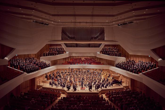 Kulturpalast Saal – Dresdner Philharmonie, Foto: Markenfotografie