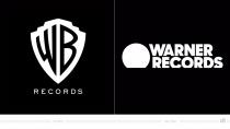 Warner Records Logo – vorher und nachher