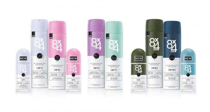 8X4 Range, Quelle: Beiersdorf