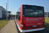 BSVG Bus Heck, Quelle: BSVG