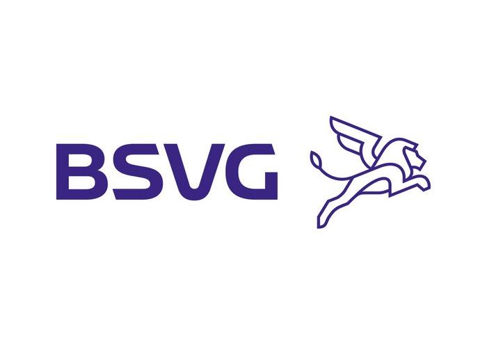 BSVG Logo (positiv), Quelle: BSVG