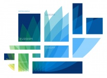 EU Finnland 2006–2019 – Graphic Element Examples, Quelle: eu2019.fi