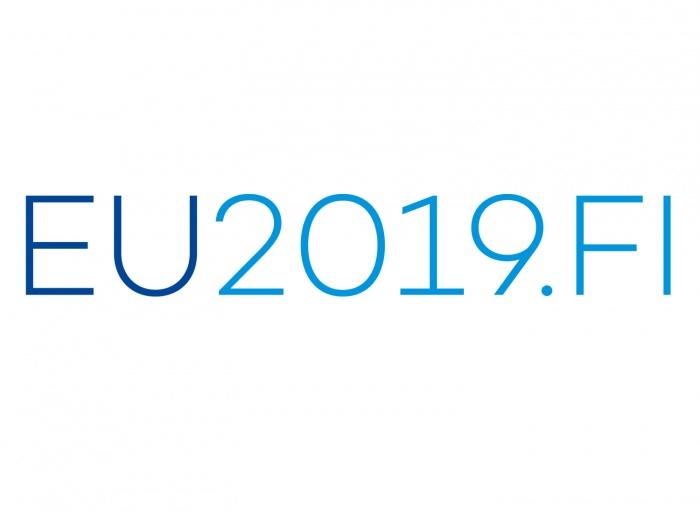 eu2019.fi Logo, Quelle: eu2019.fi
