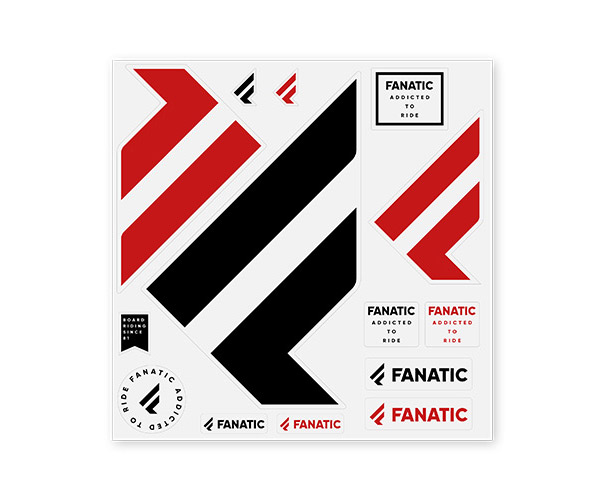 Fanatic Sticker, Quelle: Fanatic