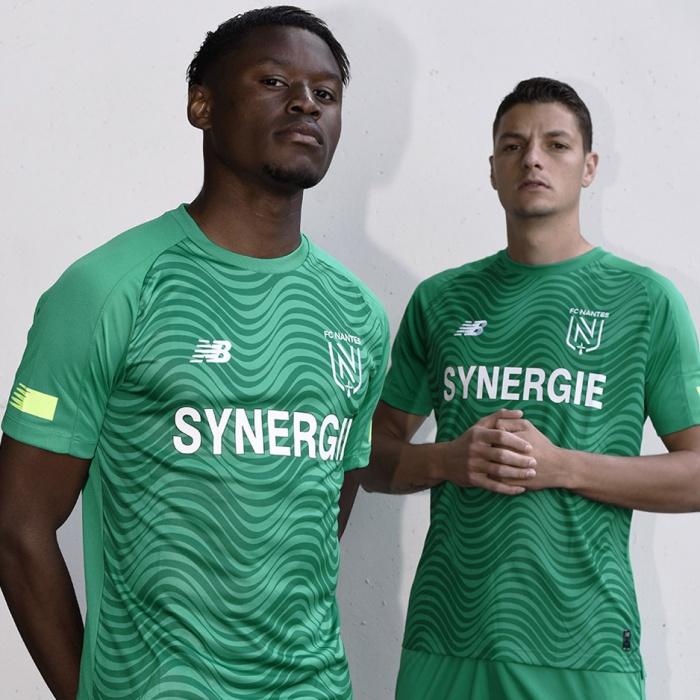 FC Nantes – Auswärtstrikot 2019/2020, Quelle: FC Nantes