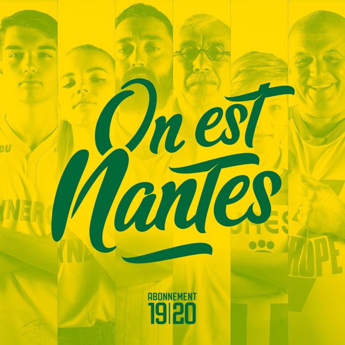 FC Nantes – On est Nantes, Quelle: FC Nantes