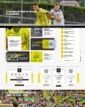 FC Nantes Website