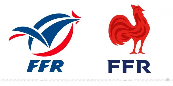 FFR Logo (Organisation) – vorher und nachher