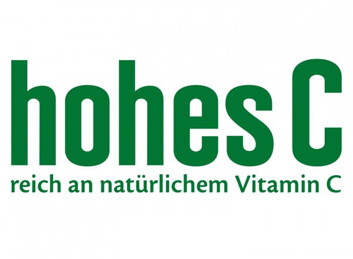hohes C Logo, Quelle: Eckes-Granini Deutschland GmbH