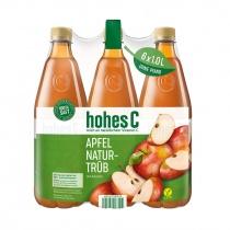 hohes C Apfel naturtrüb, Quelle: Eckes-Granini Deutschland GmbH
