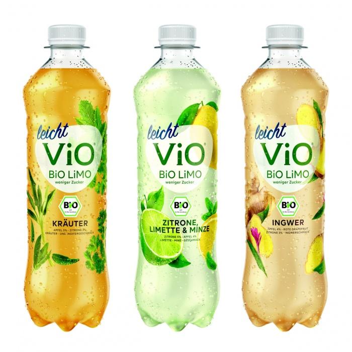 ViO Bio leicht Range, Quelle: Coca Cola Deutschland