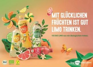 ViO Limo Anzeige, Quelle: Coca Cola Deutschland
