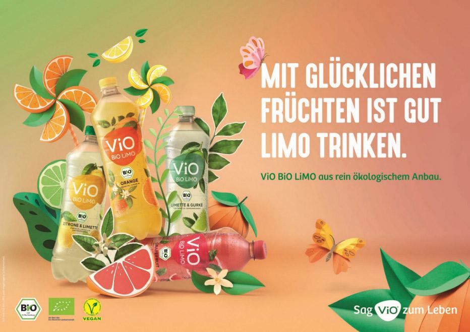 Markenrelaunch von ViO