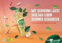 ViO Mate Anzeige, Quelle: Coca Cola Deutschland
