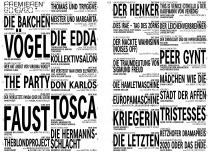 Burgtheater Spielzeitheft 2019/2020, Quelle: Burgtheater Wien