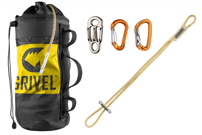 GRIVEL rappel kit, Quelle: GRIVEL