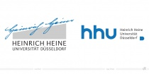 HHU Logo – vorher und nachher