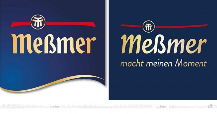 Meßmer Logo – vorher und nachher