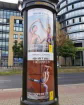 Staatsoperette Dresden 2019/20 – Plakat, Quelle: Staatsoperette Dresden