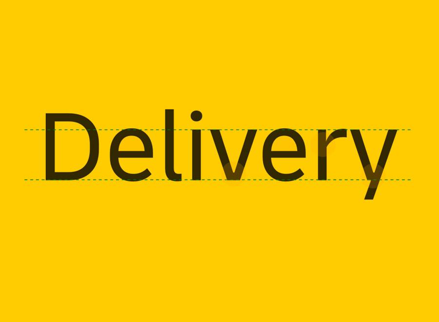 """Deutsche Post DHL setzt auf neue einheitliche Hausschrift """"Delivery"""""""