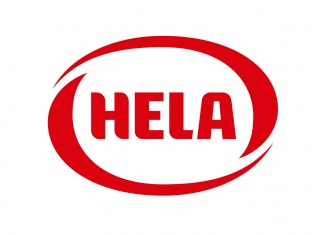 HELA Logo, Quelle: HELA