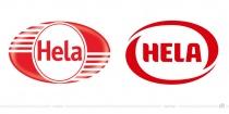 HELA Logo – vorher und nachher