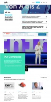 IAA Website