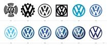 Volkswagen Logo-Historie