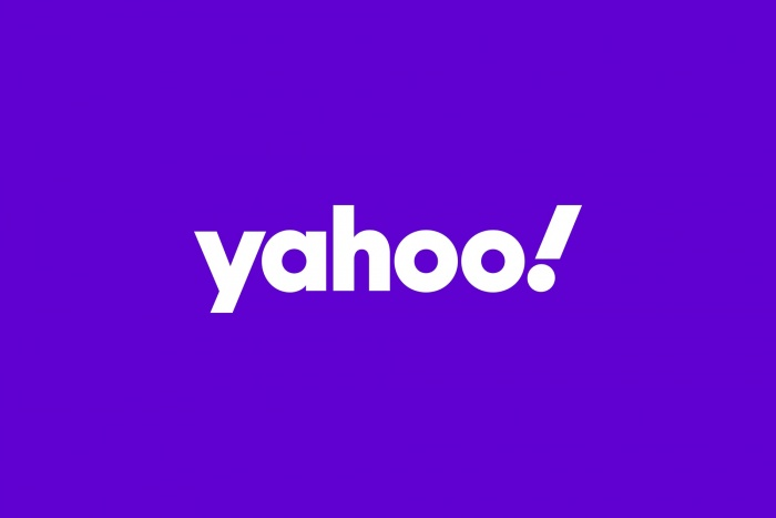 Yahoo! Logo – New Design (2019), Quelle: Pentagram/Bierut