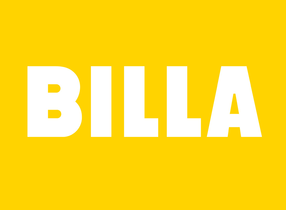 Billa Logo, Quelle: Billa